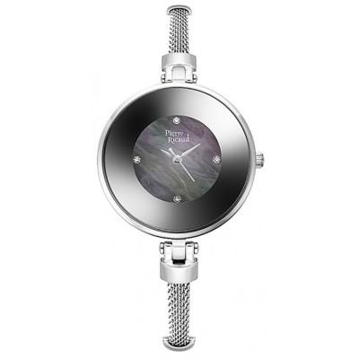 ساعت مچی زنانه اصل | برند پیر ریکاد | مدل P22048.514BQ