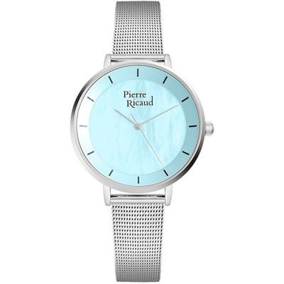 ساعت مچی زنانه اصل | برند پیر ریکاد | مدل P22056.511BQ