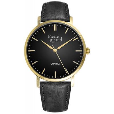 ساعت مچی مردانه اصل | برند پیر ریکاد | مدل P91074.1214Q