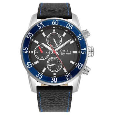 ساعت مچی مردانه اصل | برند پیر ریکاد | مدل P97221.T215QF