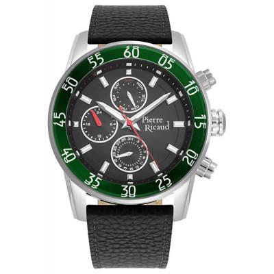 ساعت مچی مردانه اصل | برند پیر ریکاد | مدل P97221.W214QF
