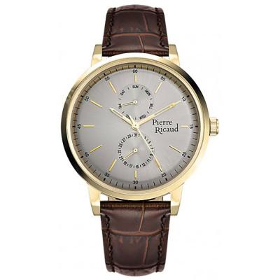 ساعت مچی مردانه اصل | برند پیر ریکاد | مدل P97231.1217QF