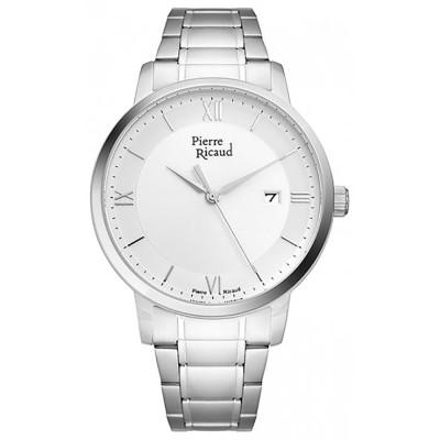 ساعت مچی مردانه اصل | برند پیر ریکاد | مدل P97239.5163Q