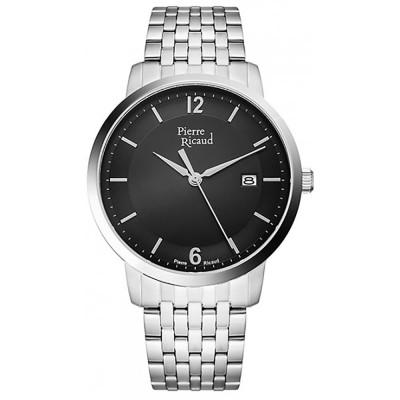 ساعت مچی مردانه اصل | برند پیر ریکاد | مدل P97247.5154Q