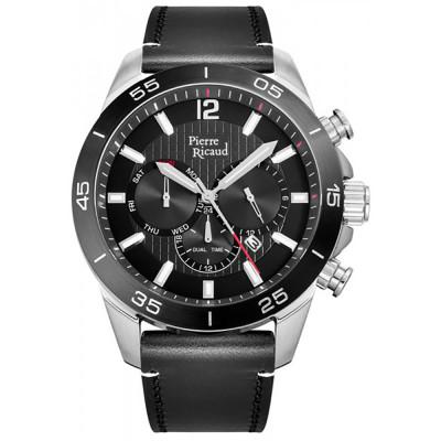 ساعت مچی مردانه اصل | برند پیر ریکاد | مدل P97261.Y257QF