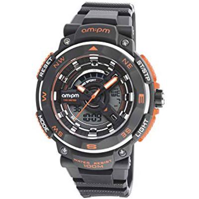 ساعت مچی مردانه اصل | برند ای ام پی ام | مدل PC164-G398