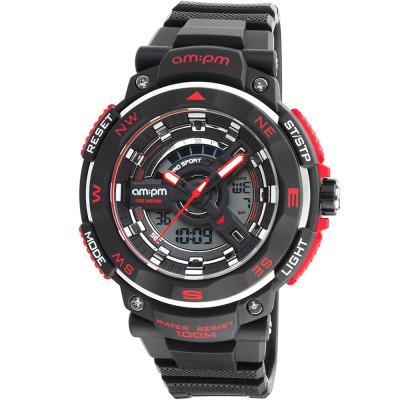 ساعت مچی مردانه اصل | برند ای ام پی ام | مدل PC164-G399