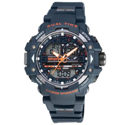 ساعت مچی مردانه اصل | برند ای ام پی ام | مدل PC165-G401