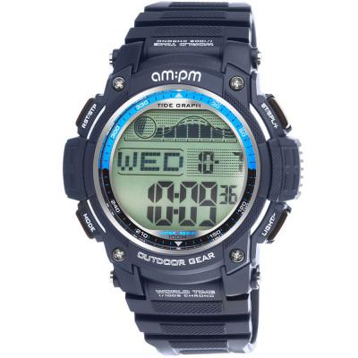 ساعت مچی مردانه اصل | برند ای ام پی ام | مدل PC168-G411