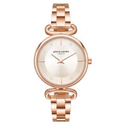 ساعت مچی زنانه اصل | برند پیرکاردین | مدل PC902332F07