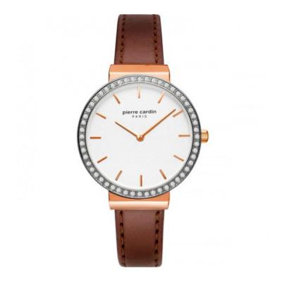 ساعت مچی زنانه اصل | برند پیرکاردین | مدل PC902352F03