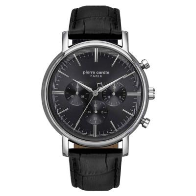 ساعت مچی مردانه اصل | برند پیرکاردین | مدل PC902371F02