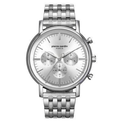 ساعت مچی مردانه اصل | برند پیرکاردین | مدل PC902371F07