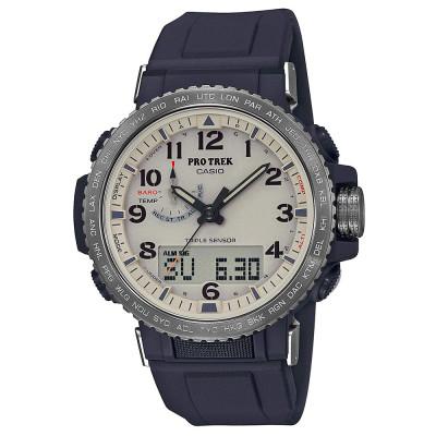 ساعت مچی مردانه اصل | برند کاسیو | مدل پروترک  PRW-50Y-1BDR