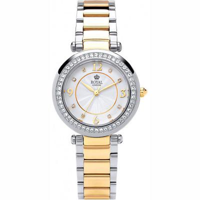 ساعت مچی زنانه اصل   برند رویال   مدل RL-21368-02