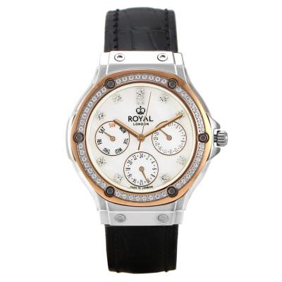 ساعت مچی زنانه اصل | برند رویال لندن | مدل RL-21431-05