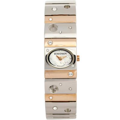 ساعت مچی زنانه اصل | برند رومانسون | مدل RM0323TL1JM16R