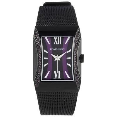 ساعت مچی زنانه اصل | برند رومانسون | مدل RM0358TL1BB32W