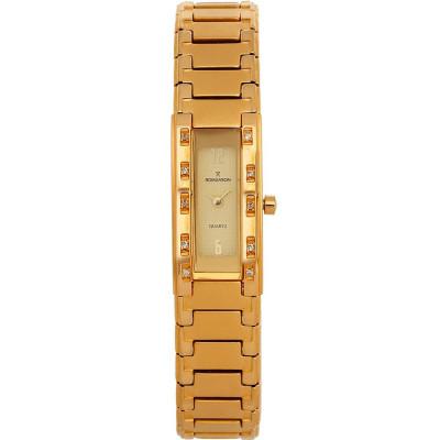 ساعت مچی زنانه اصل   برند رومانسون   مدل RM1150QL1GA81G