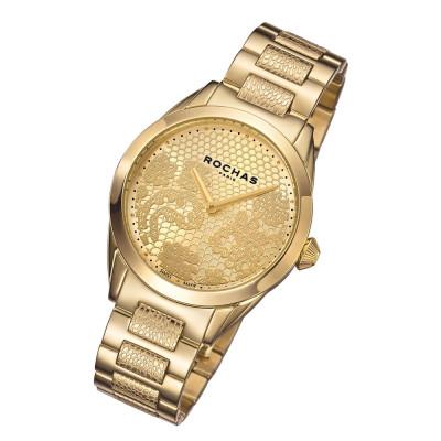 ساعت مچی زنانه اصل | برند روشاس | مدل RP1L007M0061