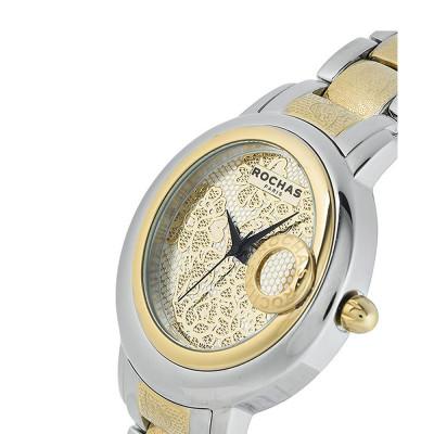 ساعت مچی زنانه اصل | برند روشاس | مدل RP1L014M0081
