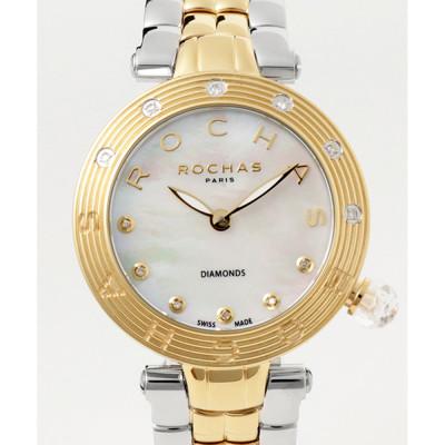 ساعت مچی زنانه اصل | برند روشاس | مدل RP2L002M0091