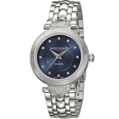 ساعت مچی زنانه اصل | برند روشاس | مدل RP2L005M0051