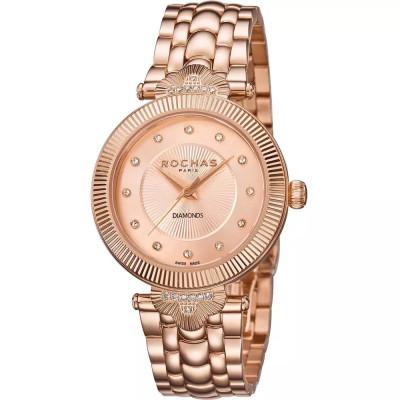 ساعت مچی زنانه اصل | برند روشاس | مدل RP2L005M0081