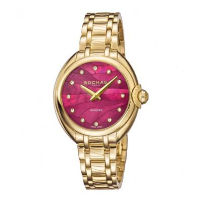 ساعت مچی زنانه اصل | برند روشاس | مدل RP2L006M0081