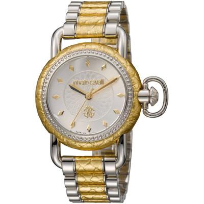 ساعت مچی زنانه اصل | برند ربرتوکاوالی | مدل  RV1L017M0101