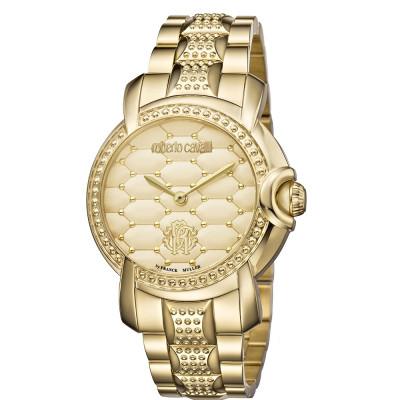 ساعت مچی زنانه اصل | برند ربرتوکاوالی | مدل  RV1L019M0101