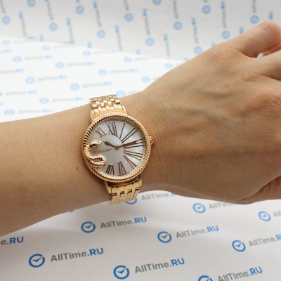 ساعت مچی زنانه اصل   برند ربرتوکاوالی   مدل  RV1L020M0081
