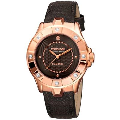 ساعت مچی زنانه اصل | برند ربرتوکاوالی | مدل  RV2L008L0061