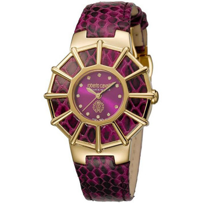 ساعت مچی زنانه اصل | برند ربرتوکاوالی | مدل  RV2L009L0031