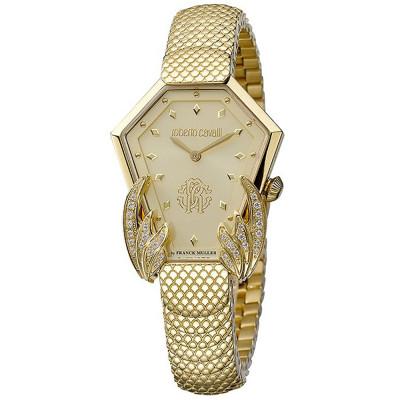 ساعت مچی زنانه اصل | برند ربرتوکاوالی | مدل  RV2L010M0021