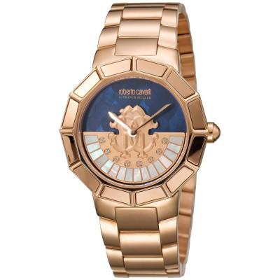 ساعت مچی زنانه اصل | برند ربرتوکاوالی | مدل  RV2L011M0111