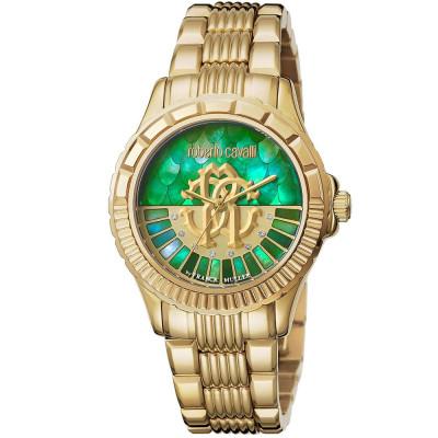 ساعت مچی زنانه اصل | برند ربرتوکاوالی | مدل  RV2L014M0081