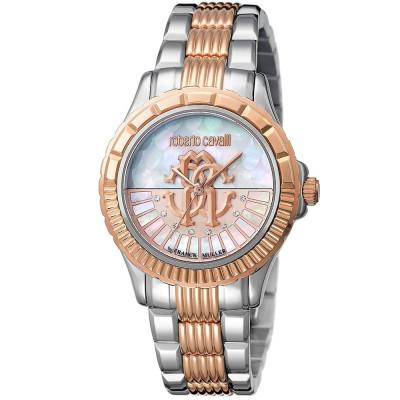 ساعت مچی زنانه اصل | برند ربرتوکاوالی | مدل  RV2L014M0111