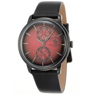ساعت مچی مردانه اصل | برند سانتا باربارا | مدل sb.10107-3