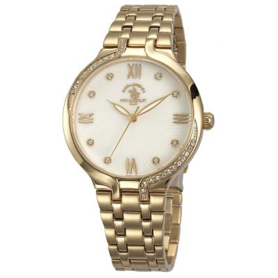ساعت مچی زنانه اصل   برند پولو   مدل SB.3.10177-4