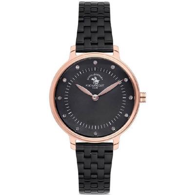 ساعت مچی زنانه اصل | برند سانتا باربارا | مدل SB.6.1145.7