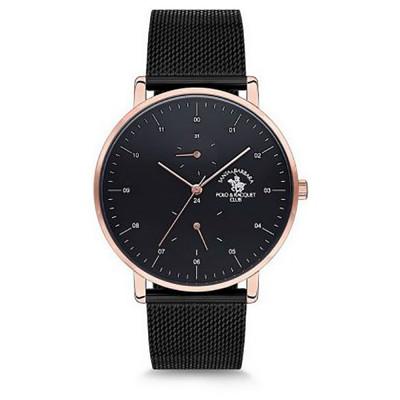 ساعت مچی مردانه اصل   برند سانتا باربارا   مدل SB.8.1125.4