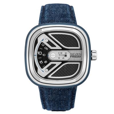 ساعت مچی مردانه اصل | برند سون فرایدی | مدل SF-M1B/01