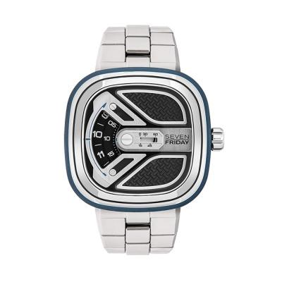 ساعت مچی مردانه اصل | برند سون فرایدی | مدل SF-M1B/01M
