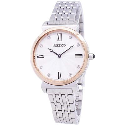 ساعت مچی زنانه اصل | برند سیکو | مدل SFQ798P1