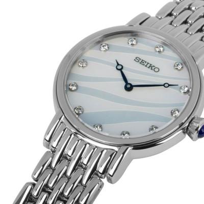 ساعت مچی زنانه اصل | برند سیکو | مدل SFQ807P1
