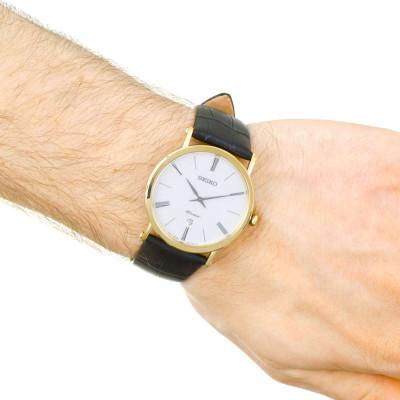 ساعت مچی مردانه اصل | برند سیکو | مدل SKP396P1