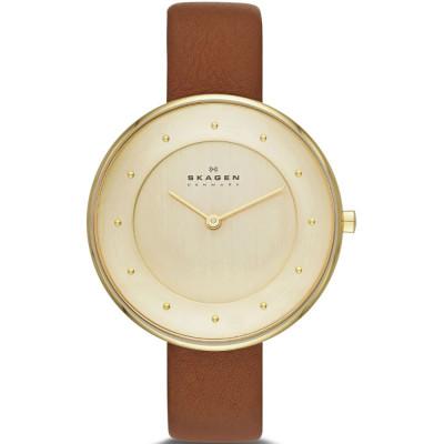 ساعت مچی زنانه اصل | برند اسکاگن | مدل SKW2138