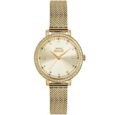 ساعت مچی زنانه اصل | برند اسلازنجر | مدل SL.09.6090.3.03
