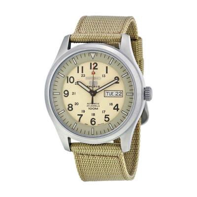 ساعت مچی مردانه اصل | برند سیکو | مدل SNZG07K1